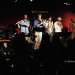 Edmar Castaneda World Ensemble, live at the Jazz Standard