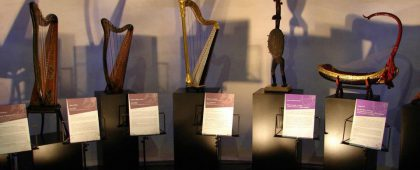historical harp expo, Ancenis 2012