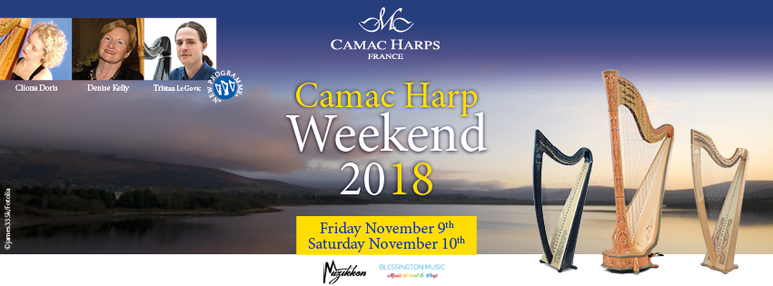 Camac Harp Weekend, Blessington 2018