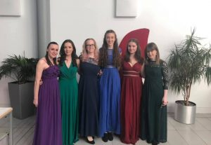 Claire Jones Harp Ensemble, Cardiff 2019