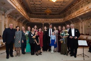 Glowing Harp closing gala, April 2019