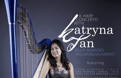 Katryna Tan / Concerto in the Philippines