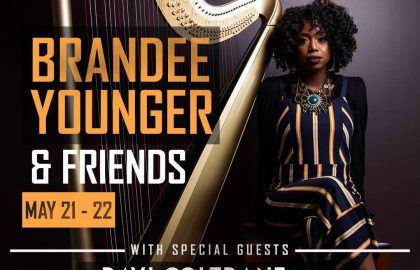 Brandee Younger: Blue Note 2019