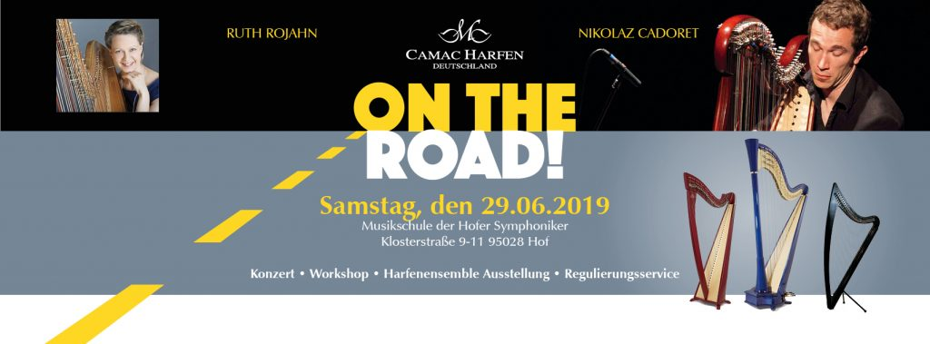 Camac Germany on the road...in Hof!