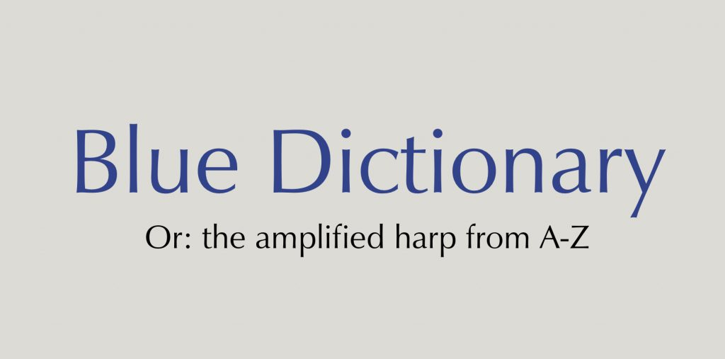 Blue Dictionary EN