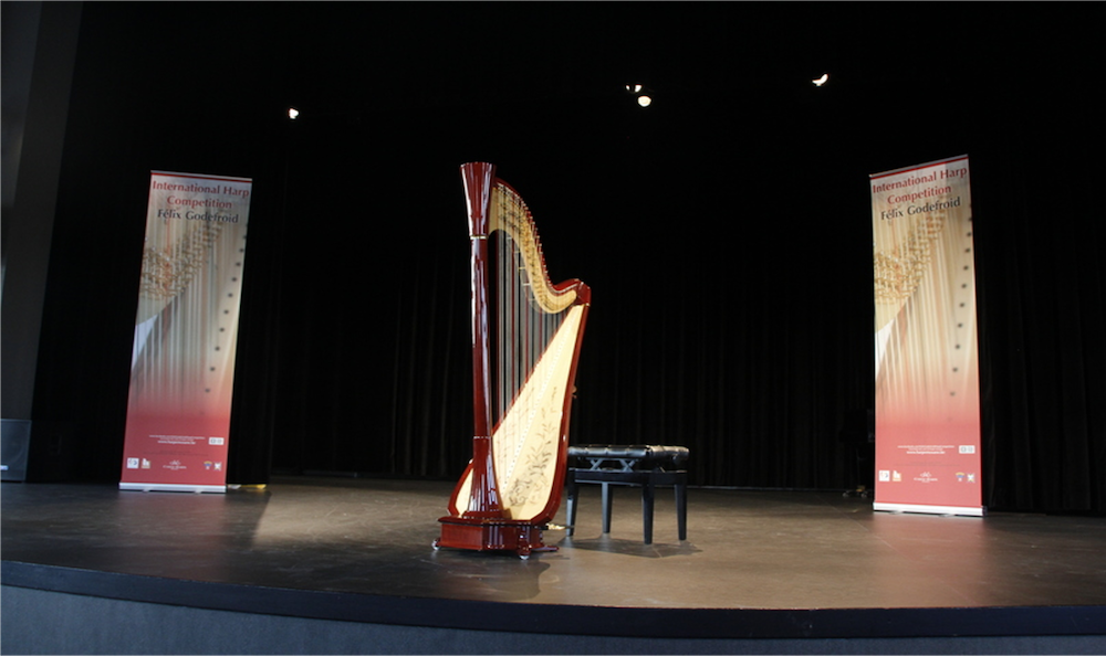 Godefroid Harp Competition 2020