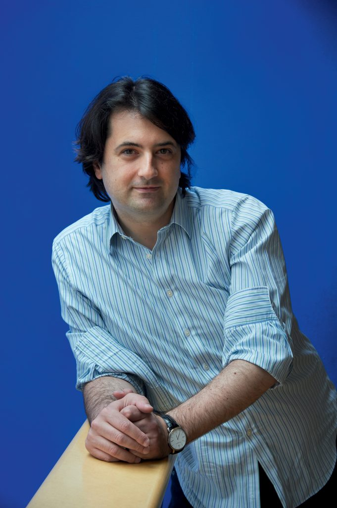 Bruno Mantovani. Photo: Ferrante Ferranti